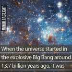 How big was the universe when it started?