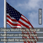 Steve Jobs was Disney's largest single shareholder
