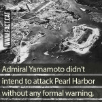 Was the attack on Pearl Harbor meant to be a surprise?