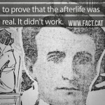 Suicide as a test of the afterlife