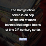 What is the most banned book of the decade?